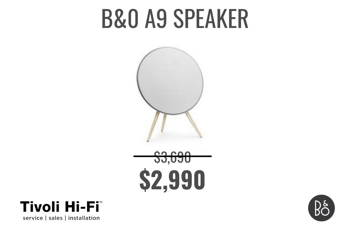 B&O A9 SPEAKER
