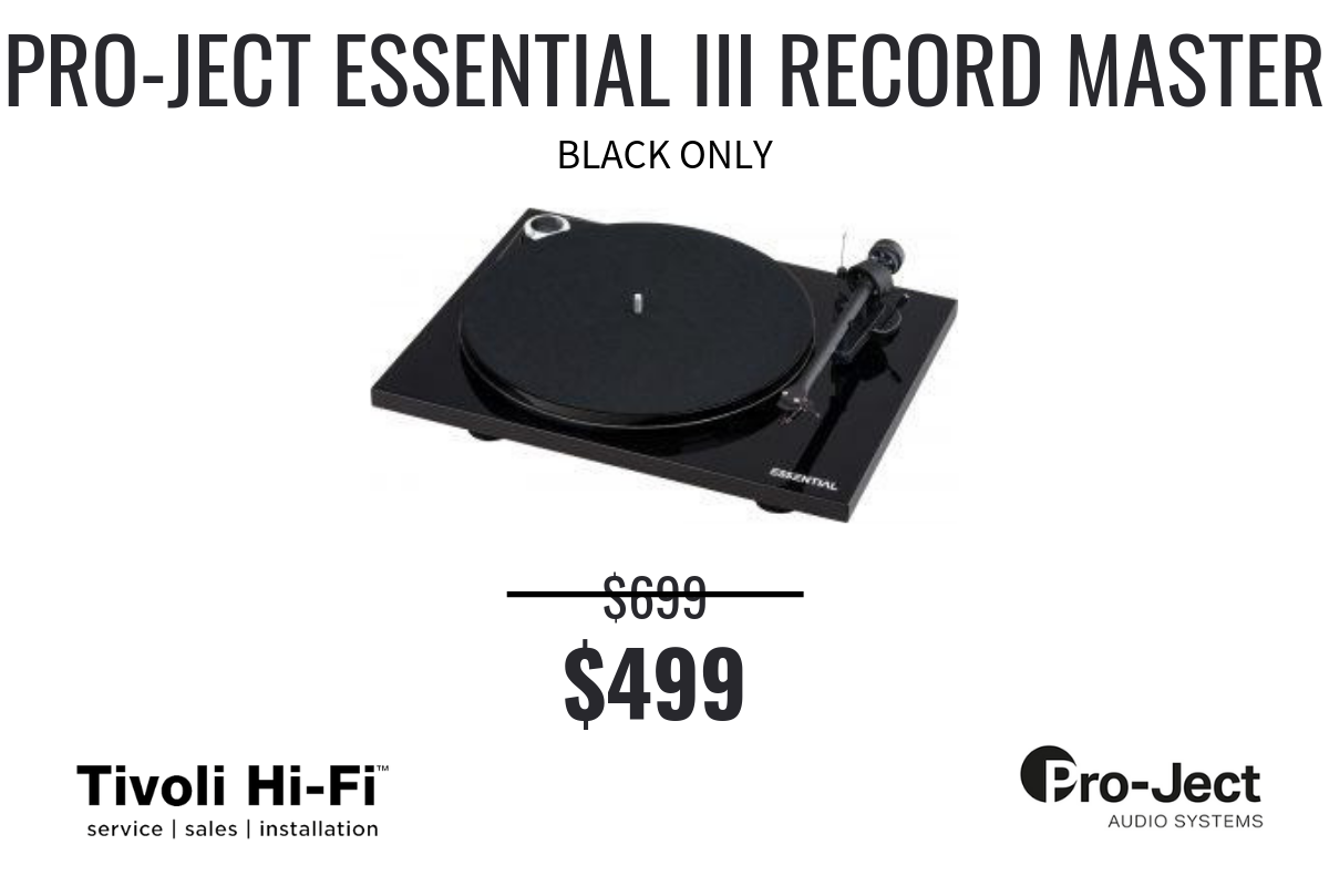 PROJECT ESSENTIAL RECORD MASTER