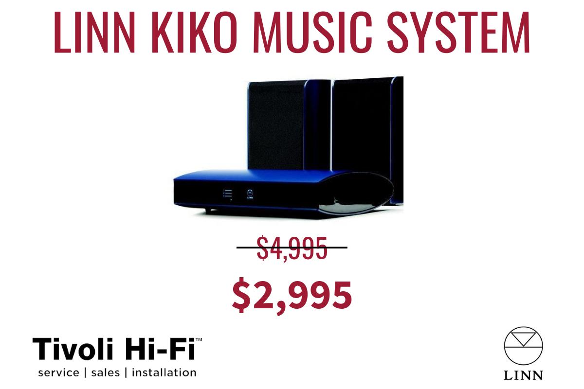 Linn Kiko Music System