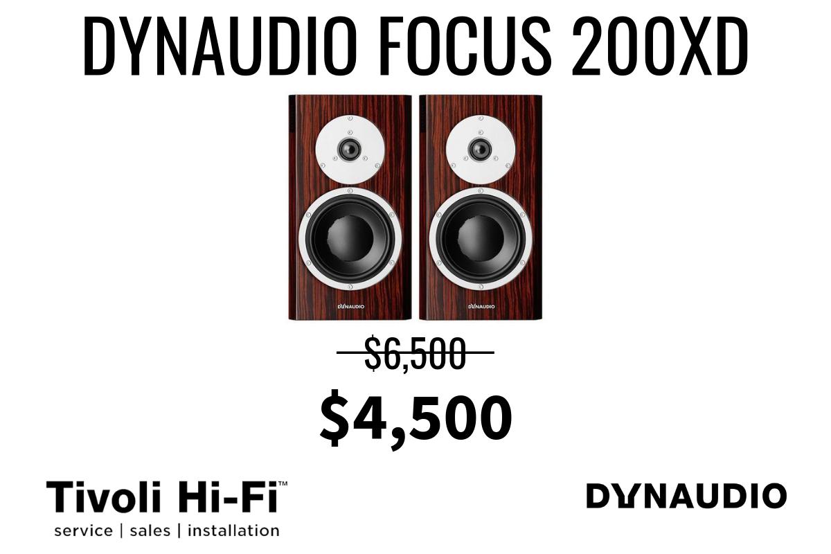 Dynaudio Focus 200xd