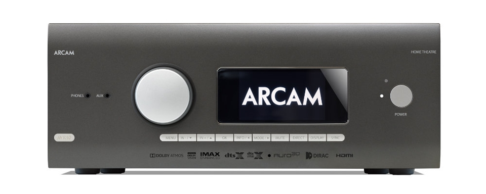 AVR10 Front