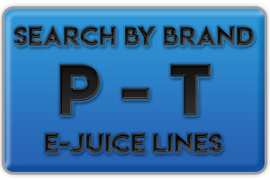 Search By Brand E-Juice Lines P - T