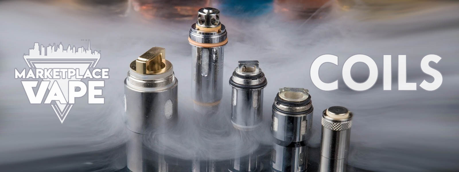Available Coils at Marketplace Vape