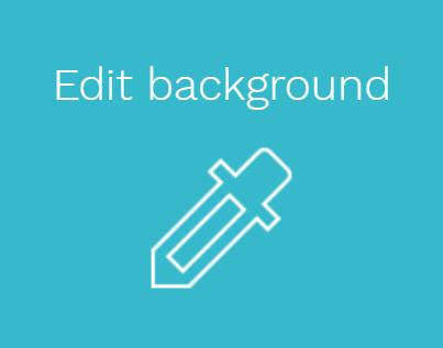 edit background icon