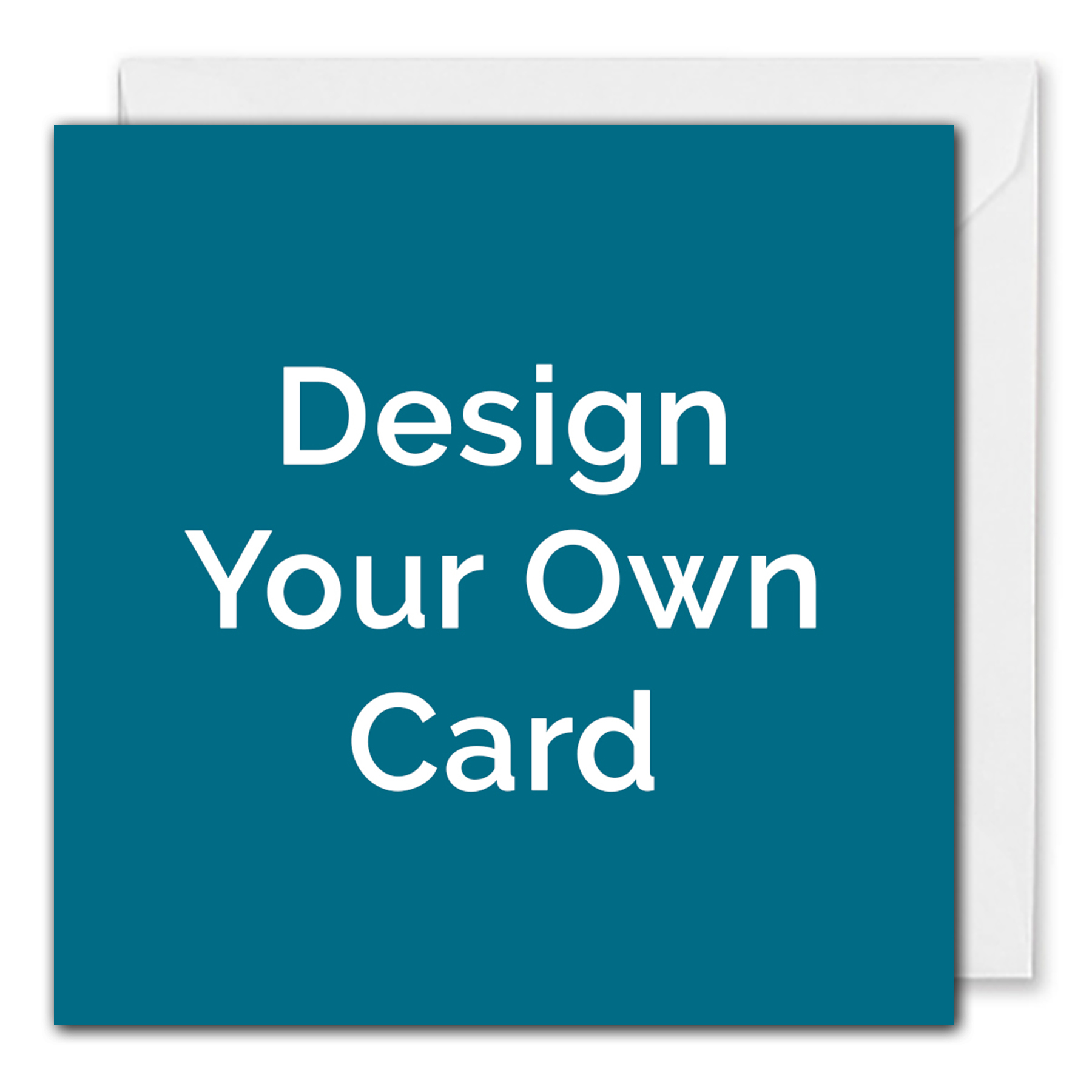 Design Your Own Business GreetingsCard