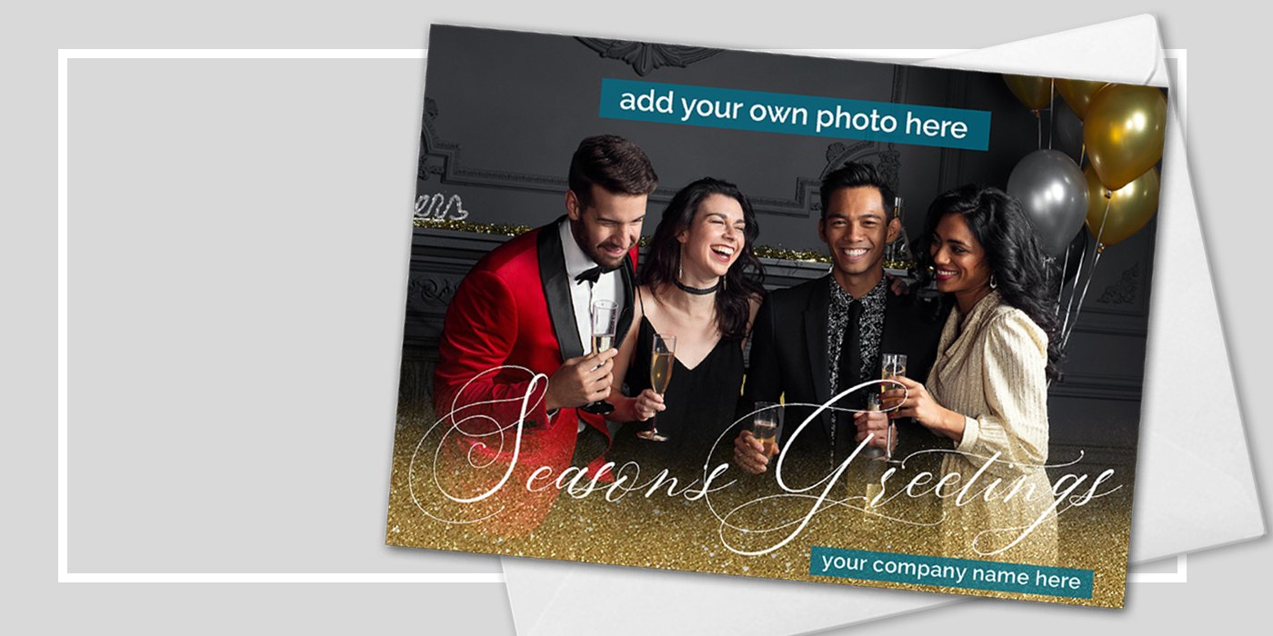 Custom Photo Christmas Cards