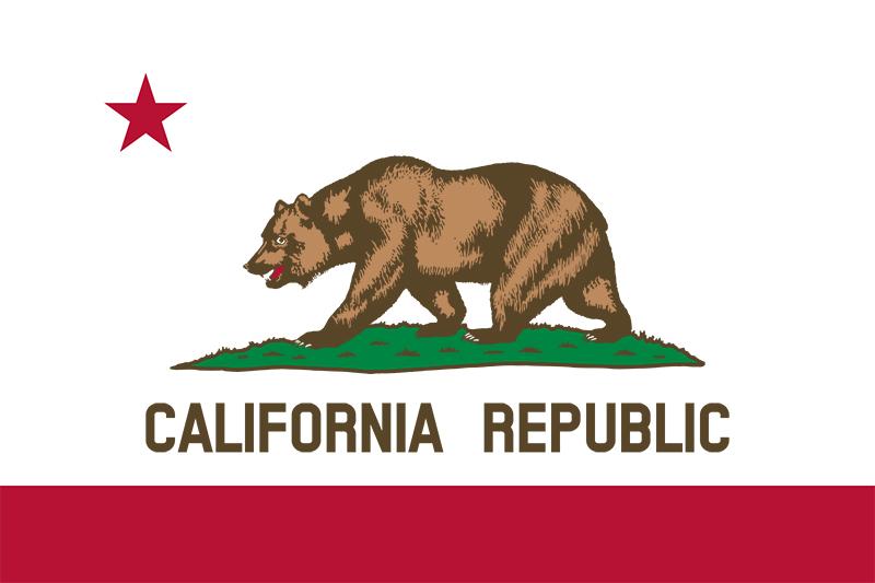 CA State Flag