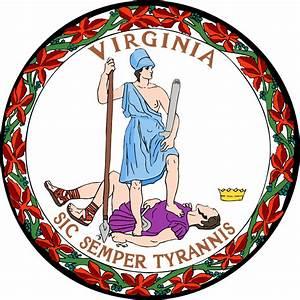 Virginia State Seal_II