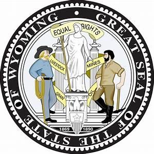 Wyoming State Seal_II