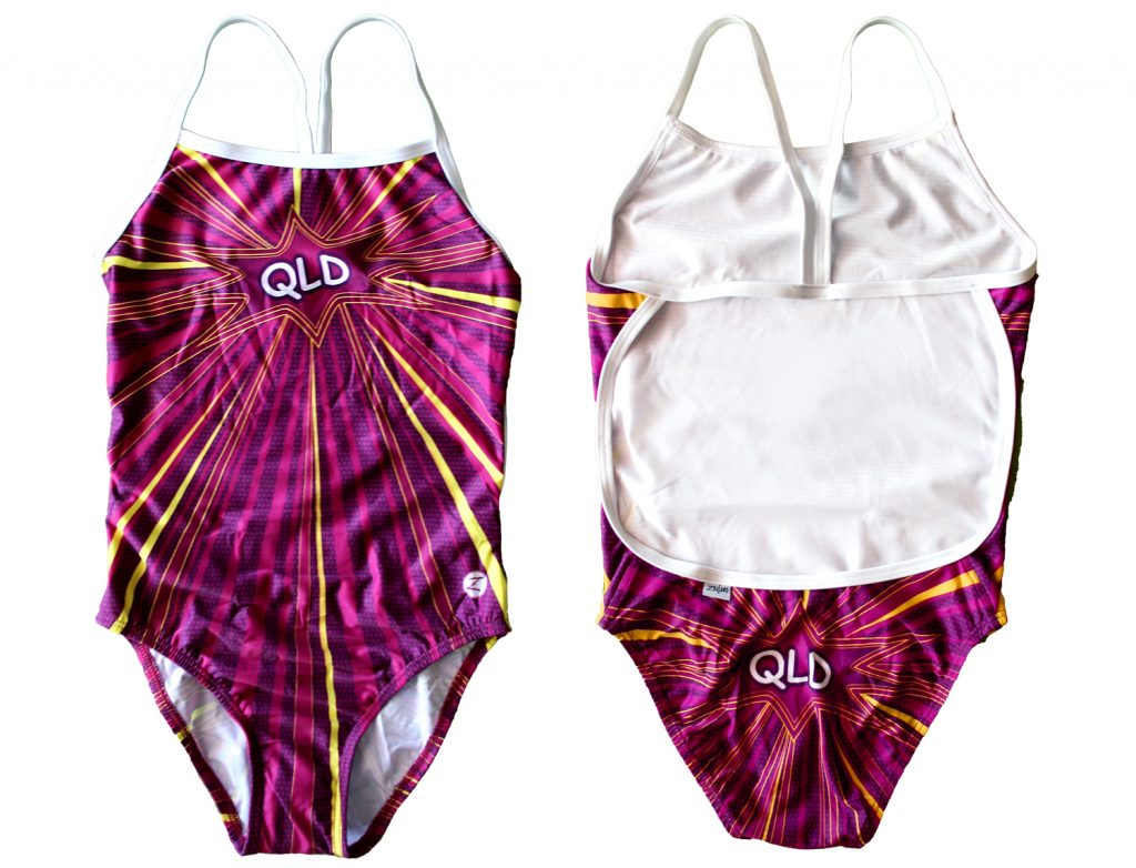 QLD ONE PIECE