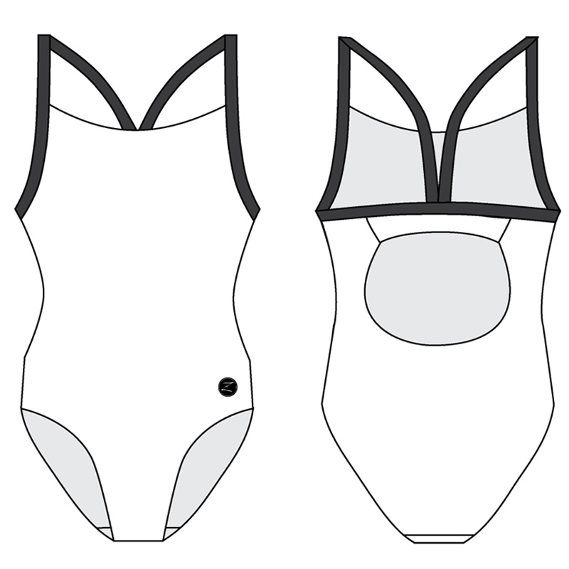 RTC - RACER BACK ONE PIECE