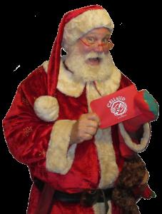 Santa Transparent