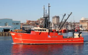 F/V Kodiak, one of many in our fleet.