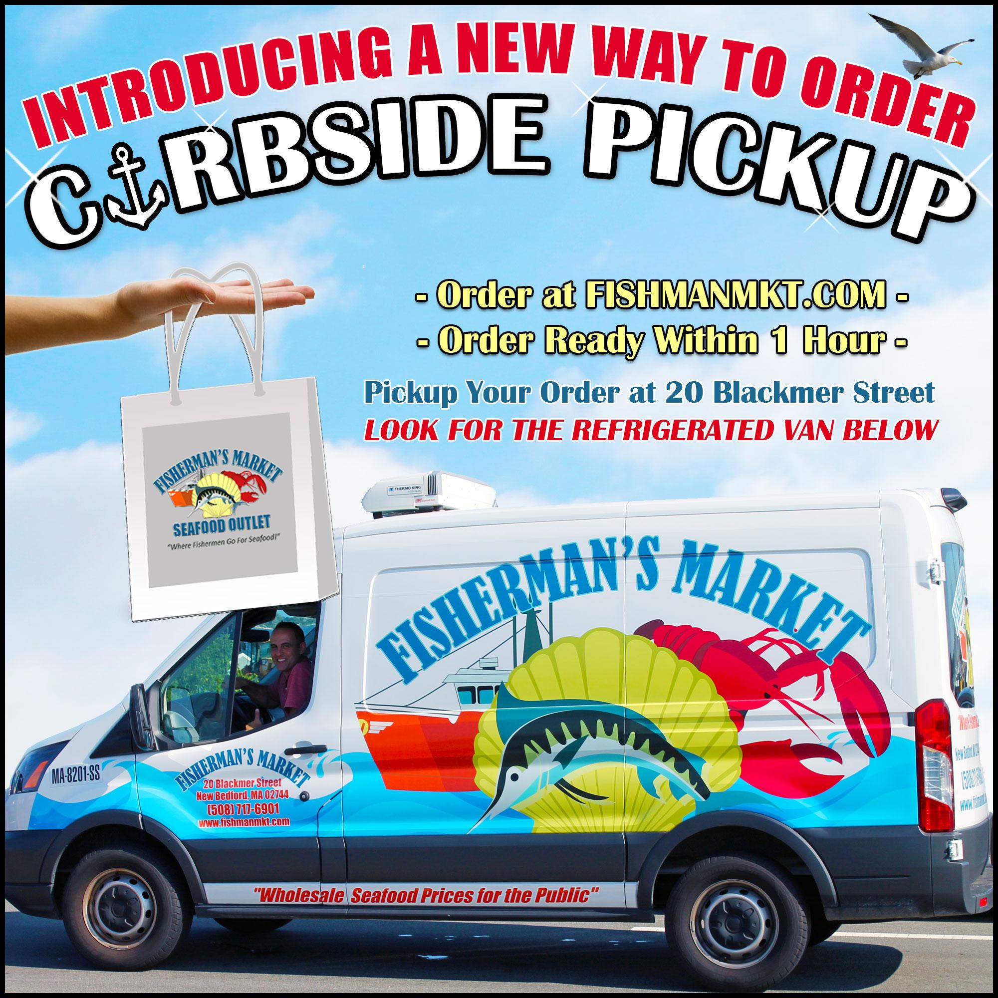 Order Curbside Pickup!