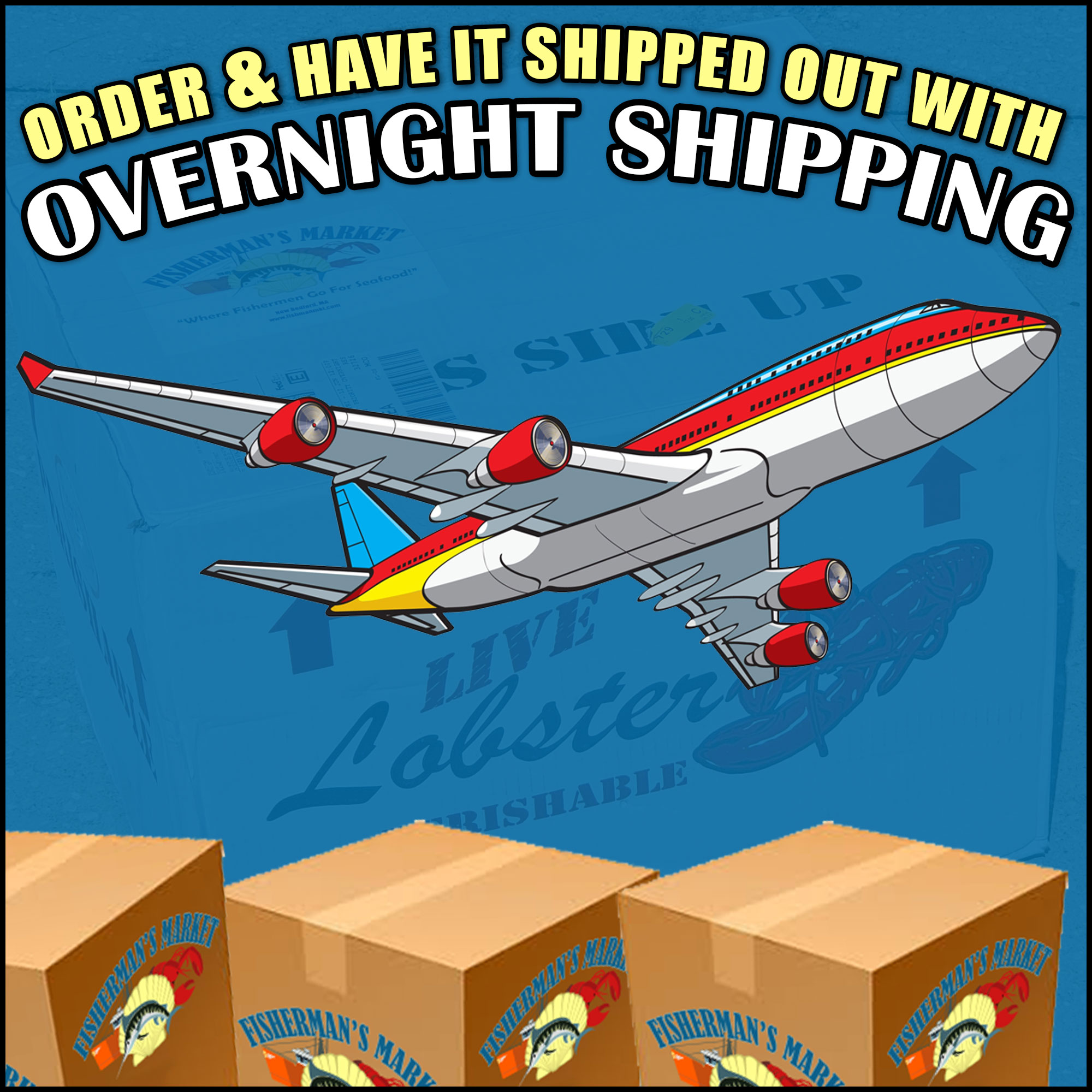 Ship It Right To You!