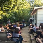House Shows. They happen all the time in Austin. Ask any bartender or waiter or poet.