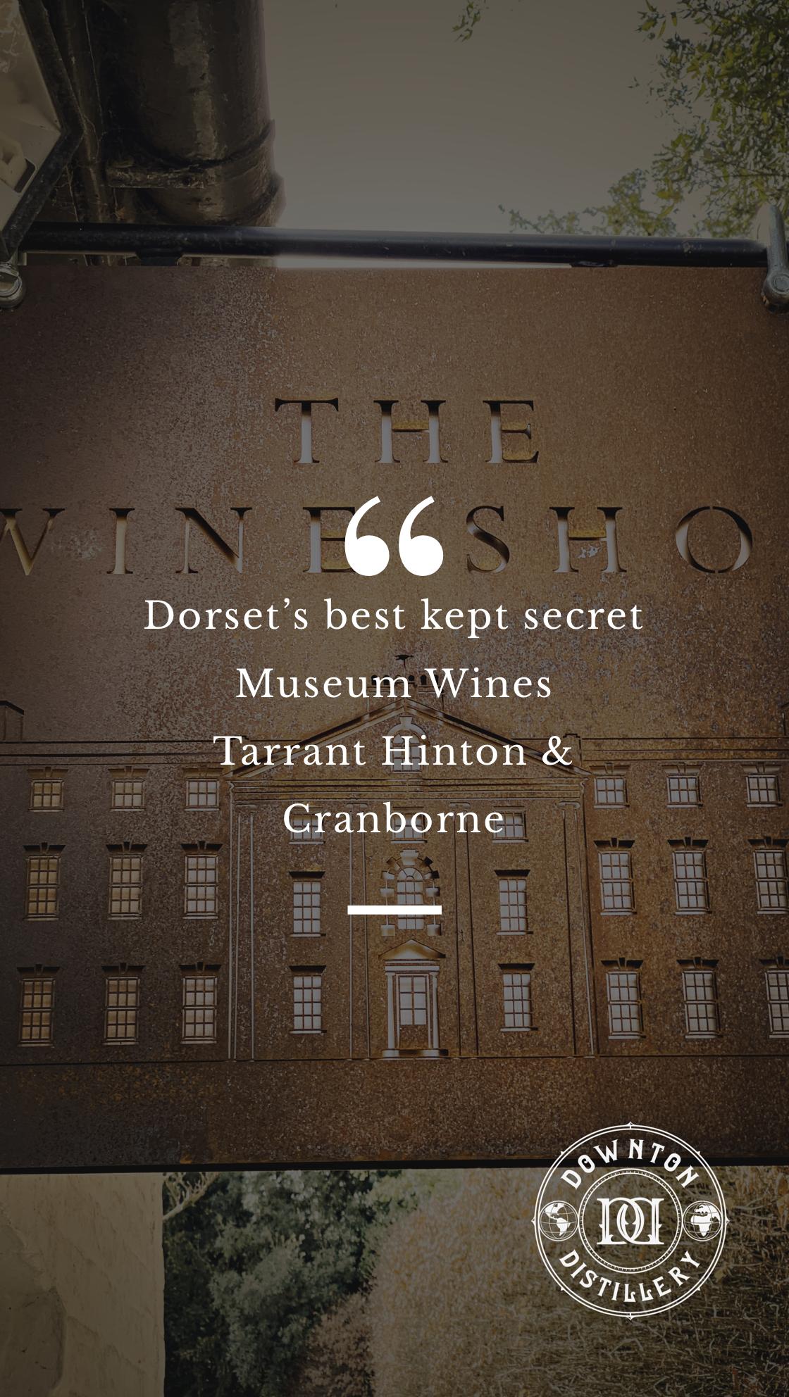 Downton Gin Cranborne Dorset