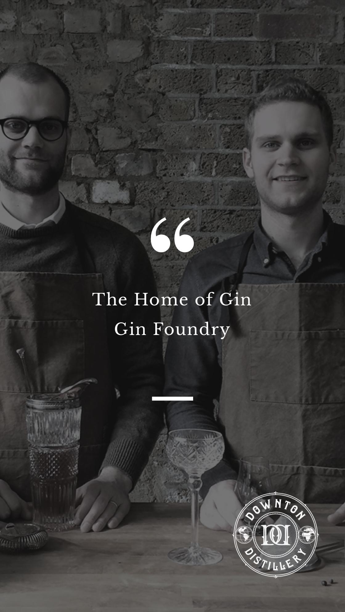 Instagram - Gin Foundry