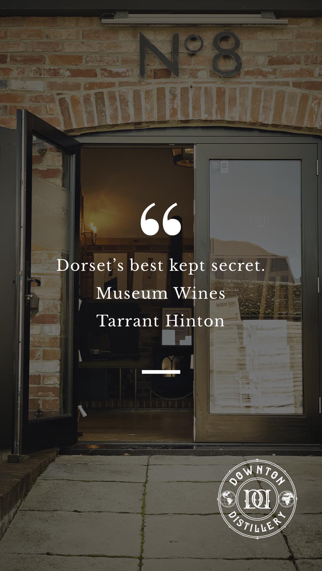 Dorset Museum Wines