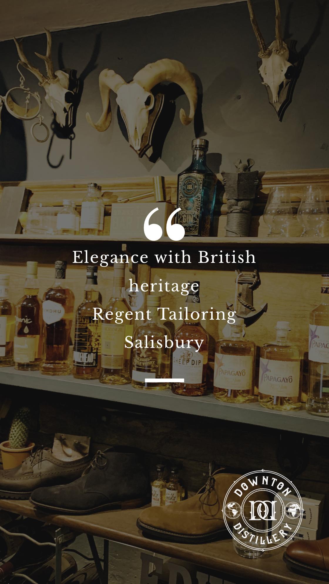 Regent Tailoring Salisbury