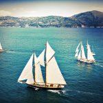 Italy Tall Boats racing