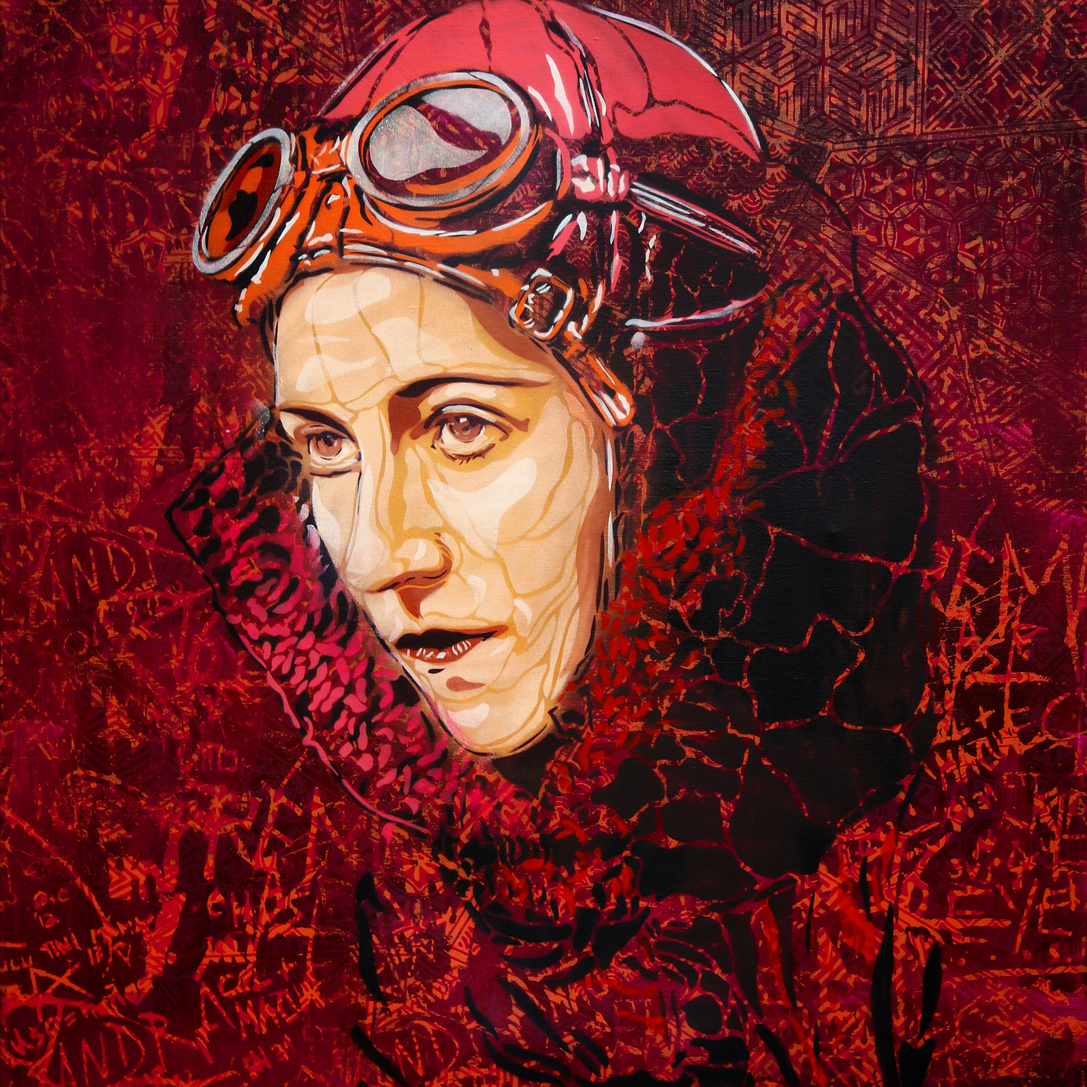 Amy Johnson by B Toy