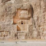 The oldest relief at Naqsh-i Rustam dates to 1000 BC.