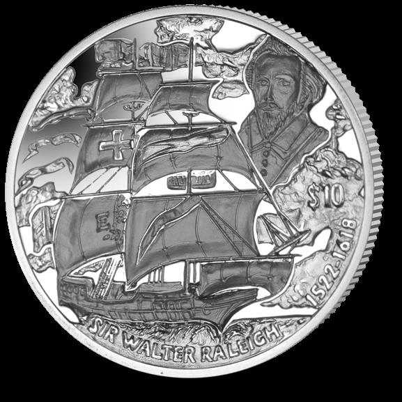 Raleigh Coin