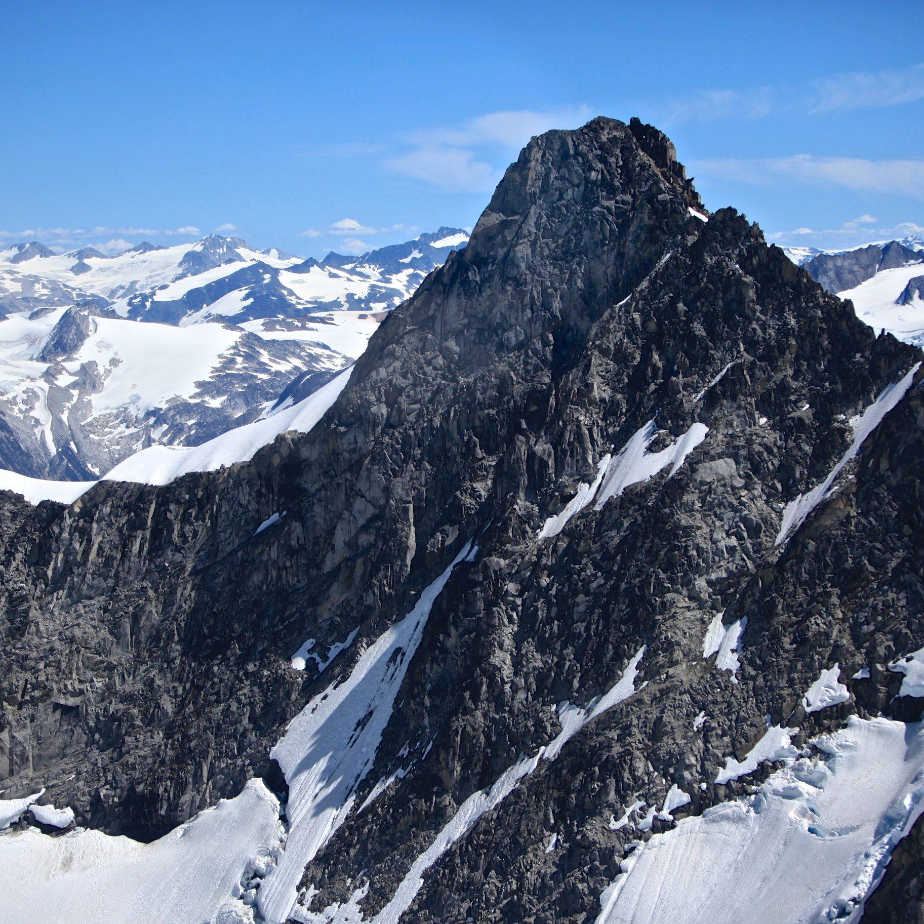 Mount Raleigh, Comox Strathcona J, BC, Canada