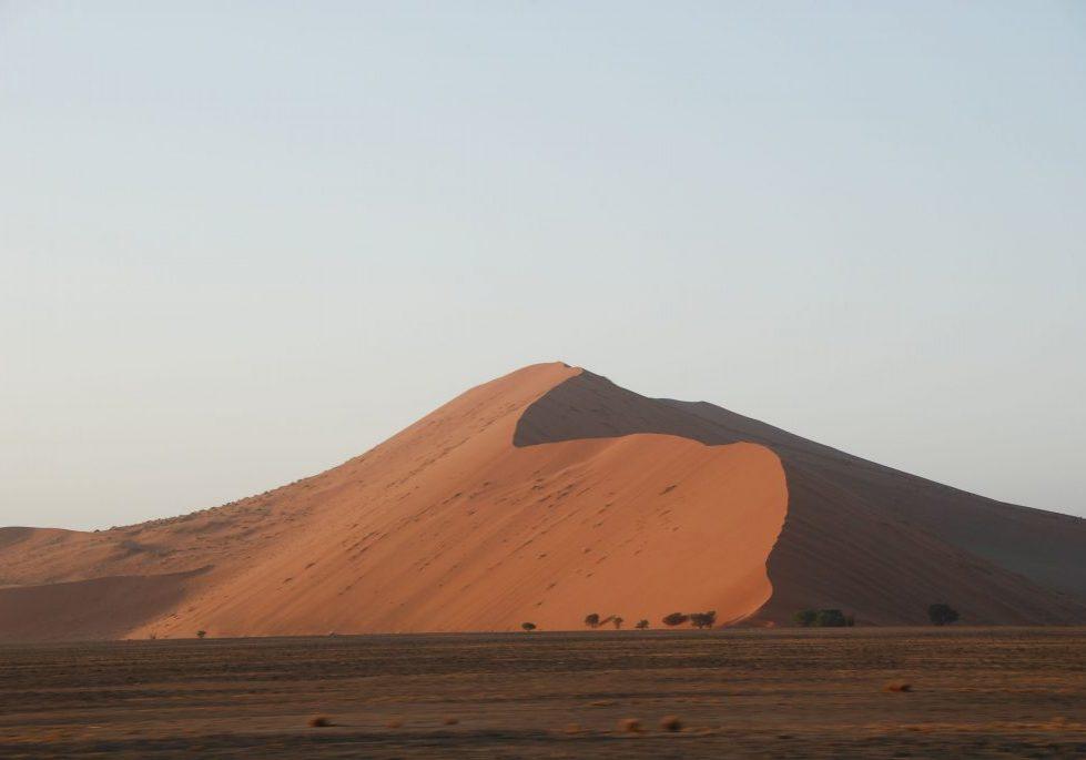 Dune 45, Sossuvlei, Namibia