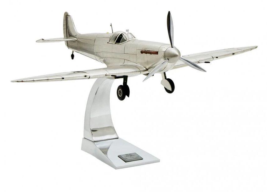 Spitfire Model on Stand