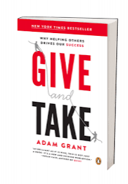 Adam Grant Give and Take