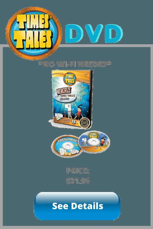 Times Tales DVD multiplication program