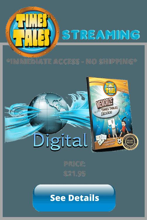 Times Tales Digital Streaming multiplication program