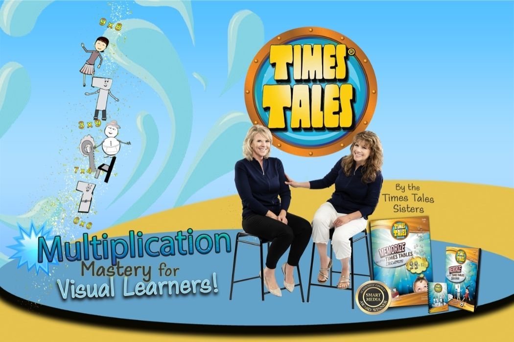 Times Tales - Multiplication & Times Tables Mastery for Visual Learners