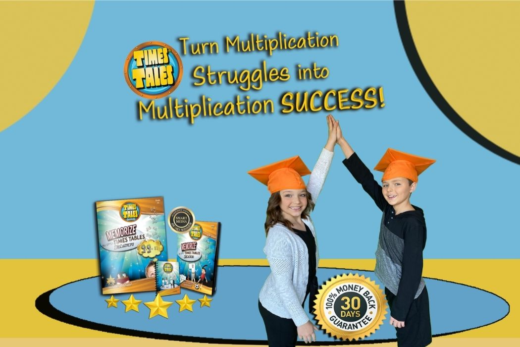 Times Tales Reviews - Turn Multiplication Struggles into Multiplication Success