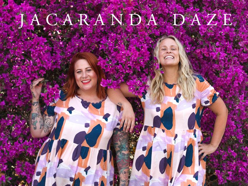 jacaranda daze