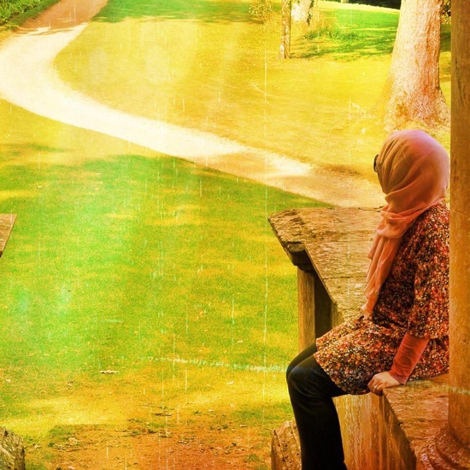 Zainab brown tweed suit
