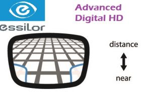 digital progressive essilor index page
