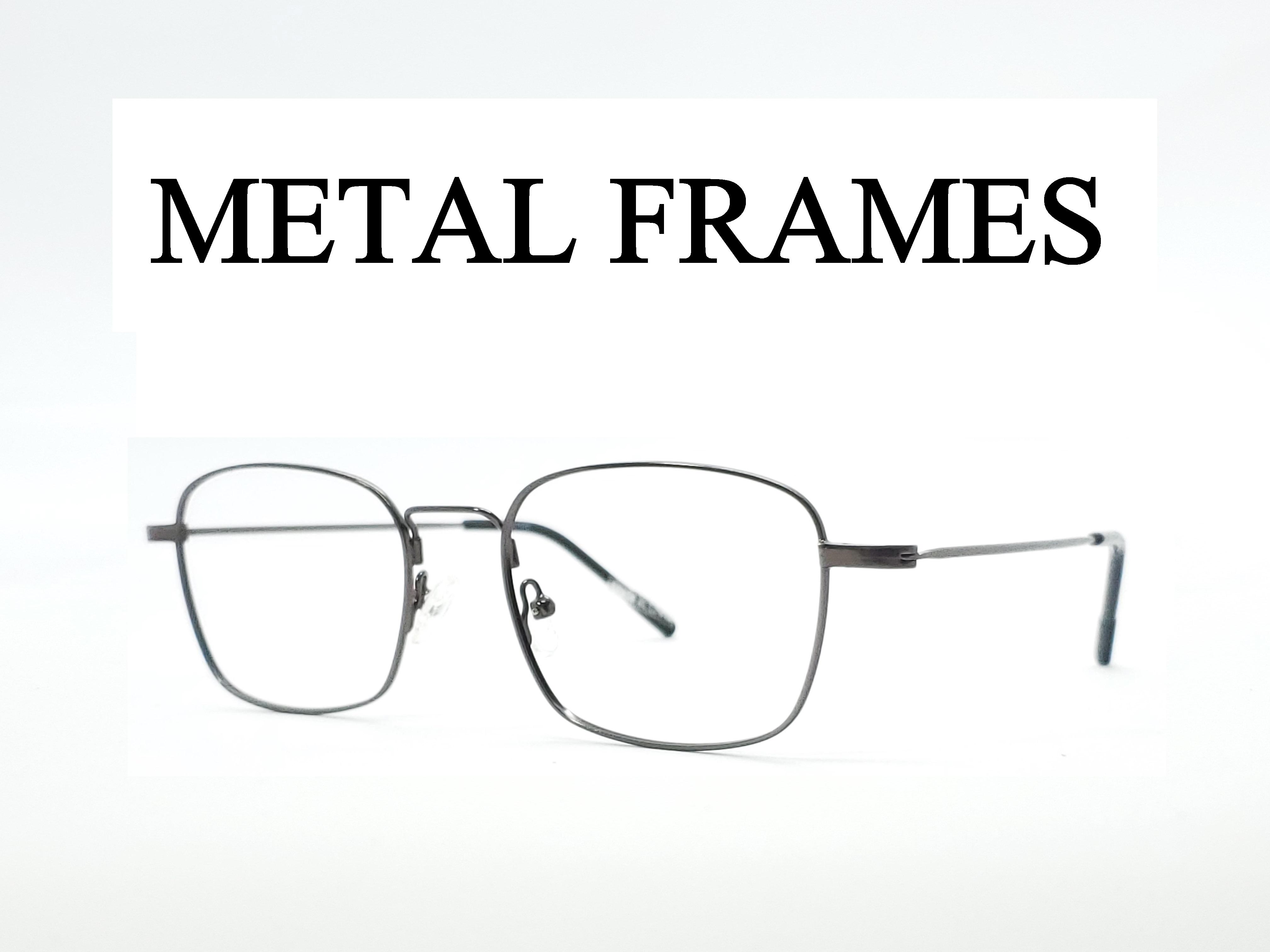 Dr. Lens Change METAL FRAMES PIC