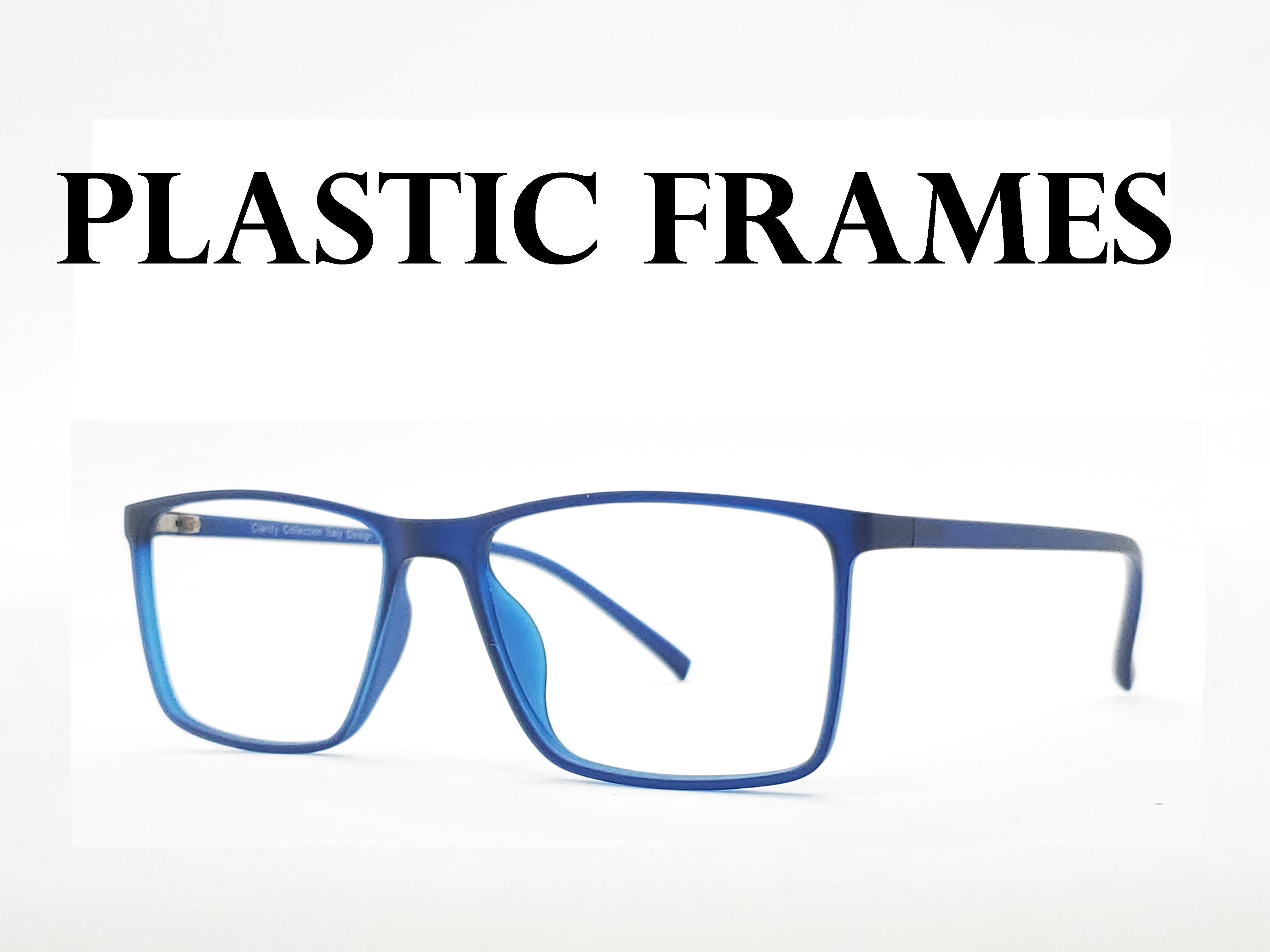 Dr. Lens Change PLASTIC FRAMES PIC