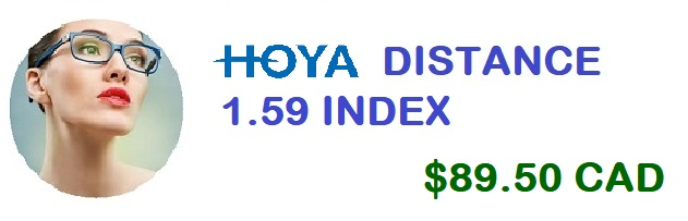 HOYA distance 1.59 banner