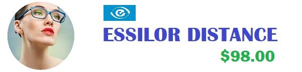 distance lenses banner ESSILOR DISTANCE