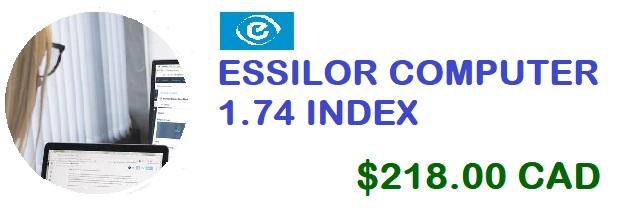 ESSILOR COMPUTER 1.74 banner
