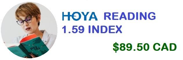 HOYA Reading 1.59 banner