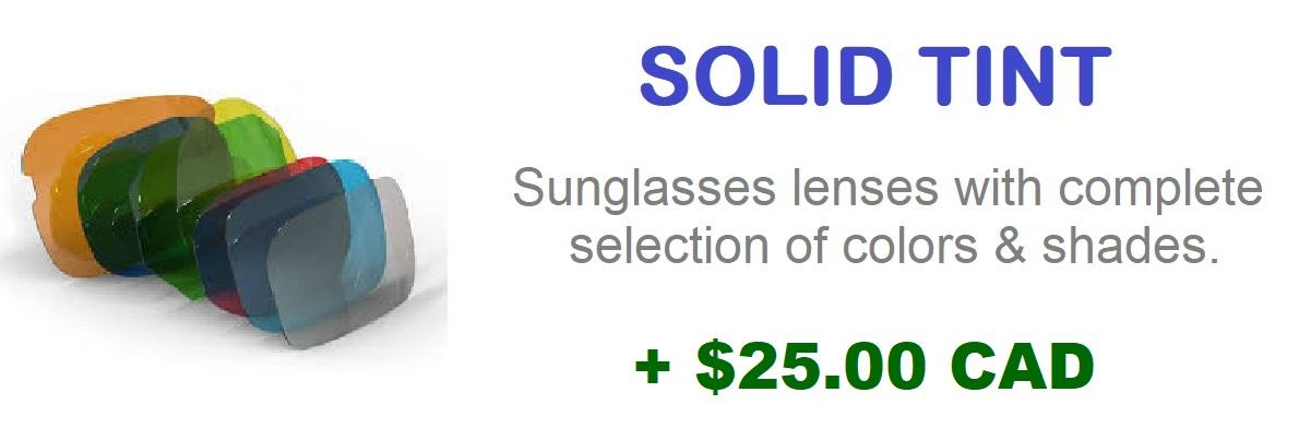 solid tint lenses LIGHT