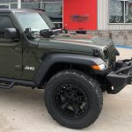 2020 The General JL Jeep
