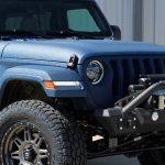 2018 Nart Blue Kevlar® JL Jeep