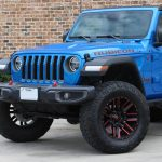 2020 Blue Rubicon JT Gladiator
