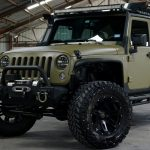 2014 Army Green Kevlar® JK Jeep